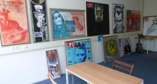kunstpost open atelierroute lookatie364 rob bolland den haag